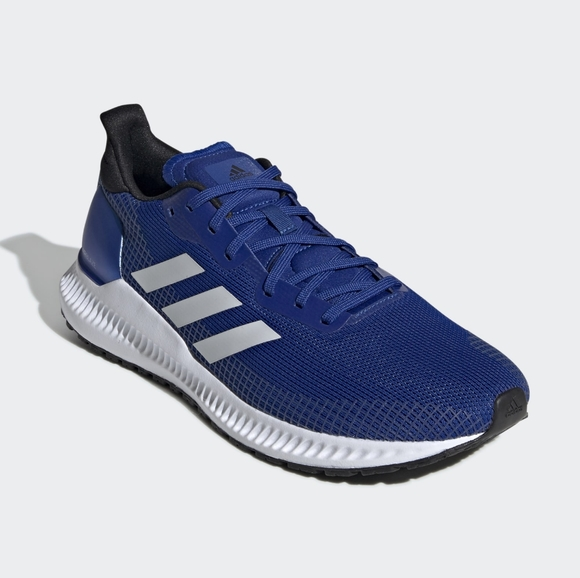 adidas Other - Adidas Solar Blaze Blue Men's Running Shoes